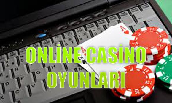 Online casino oyunları, Online casino oyunları nasıl oynanır, Online casino oyunu siteleri