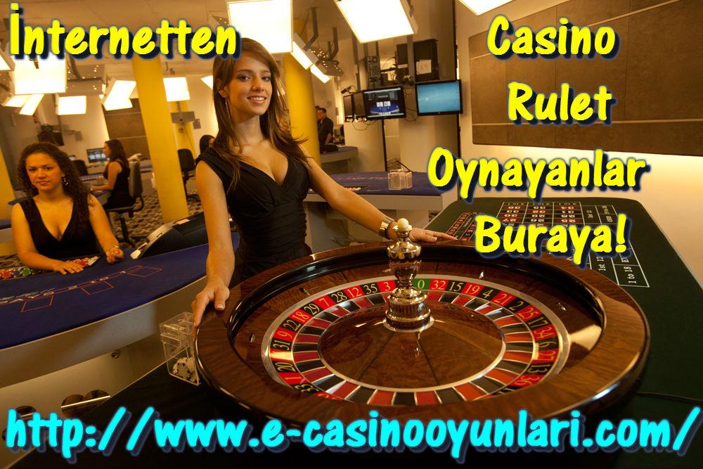 İnternetten Rulet Oyna, Casino Rulet Oyna, Rulet Oynayanlar, Rulet Oynamak, Rulet Oynayan Var Mı?